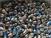供应美制涂胶紧定螺钉,点胶机米螺丝,涂耐落胶螺钉