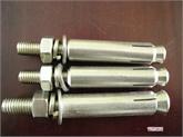 4.8级膨胀螺栓 镀锌