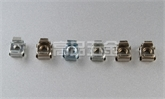 厂家直销 专业批发(生产)优质螺母 卡式螺母 镀锌镍 304不锈钢 特价定做