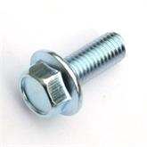 厂家现货供应DIN6921六角法兰面螺栓