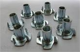 厂家现货供应DIN1624四爪螺母各种规格型号