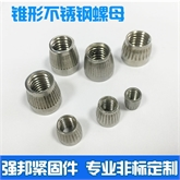 不锈钢锥形螺母 膨胀螺栓