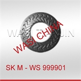 WASI现货SKM SKS VSK 齿面鞍型锁紧垫圈