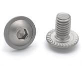 大扁头梅花槽机械螺丝、不锈钢螺丝,梅花槽螺丝,非标异形螺丝,深圳世世通非标异型螺丝生产厂家