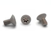 半圆头沉头梅花槽机械钛螺丝、梅花槽螺丝、机械牙螺丝,钛螺丝,世世通非标异型螺丝定制有限公司