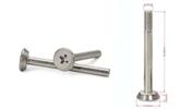 不锈钢十字沉头螺丝、十字沉头螺丝,不锈钢 螺丝定制,深圳世世通非标螺丝定制生产厂家