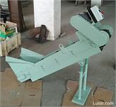 供应冷镦机螺丝机螺帽机紧固件专用链板输送带输送机上料机投料机