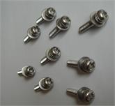 304 不锈钢组合螺丝GB/T9074.4