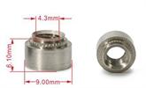 定制紧固件不锈钢螺母/螺帽,不锈钢螺丝供应,螺丝生产厂家大量现货供应,世世通非标定制生产厂家
