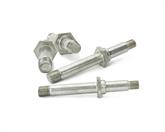 双头杆连接螺栓、汽车连接杆螺丝、重型机械螺杆,电机轴承螺杆,世世通异形螺丝厂家