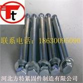 厂家直销正国标膨胀螺栓 内胀 车修 锤击 四片壁虎膨胀螺丝