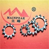 厂家直销 可定制 非标 外齿垫圈(DIN6797)