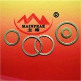 黄铜垫圈 紫铜垫圈 平垫圈 DIN 988 DIN 125 厂家 承接各种冲压件加工 可来图定制