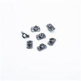 T型焊接螺母,两个点