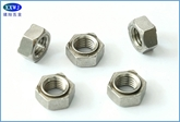 现货供应碳钢英美制焊接螺母 六角焊接螺母1/4-20,5/16-18,3/8-16,1/2-13