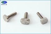 现货供应304不锈钢T型螺栓GB37  M5/M6/M8/M10/M12