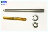 现货201/304不锈钢化学螺栓 化学锚栓M8/M10/M12/M14/M16/M20