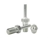 碳钢平头内牙纹机械钉定制,深圳世世通非标异形螺丝定制生产厂家