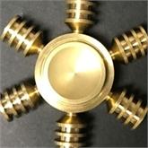 指尖陀螺三头六臂全铜套件(不含轴承及色环)