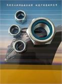 现货供应GB /T 6172.2-2000六角尼龙锁紧薄螺母,大量库存,现货供应