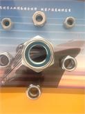 六角尼龙锁紧薄螺母ISO 10511-1997