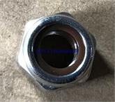 3NA0007 尼龙防松螺母,内高温型,ISO7040,M10,不锈钢