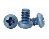 十字盘头钛螺丝定制,深圳世世通非标异形螺丝定制生产厂家