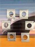 DIN 6918-1990 钢结构U型梁高强度螺栓连接用方形垫圈