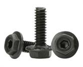 碳钢内六角带介螺丝,碳钢内六角螺丝价格,碳钢内六角螺丝定制生产厂家