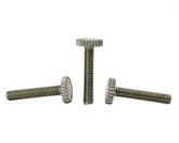 不锈钢机械平头无槽螺丝,深圳世世通非标不锈钢机械平头无槽螺丝定制生产厂家