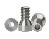 圆孔铝螺丝,圆孔铝螺丝定制,深圳世世通圆孔铝螺丝生产厂家