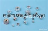 尼龙螺母M12*1.25细牙不锈钢