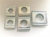 厂家现货供应GB852工字槽钢用方斜垫