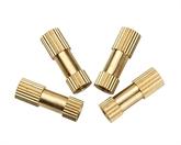 直纹花铜螺丝,直纹花铜螺丝定制,深圳市世世通非标铜螺丝定制生产厂家