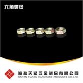 ISO 4032六角螺母 六角螺母 高品质六角螺母