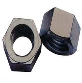 万淼紧固件厂家直销优质高强度六角螺母碳钢螺母8.8级六角螺母高强螺帽