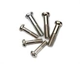 盘头螺丝  十一槽螺丝定做生产厂家