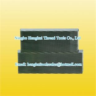 蜗杆搓丝板