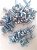 沉头十字自攻锁紧螺钉 M3.5*10 三角牙螺丝 GB6560盘头304现货 国标大量现货