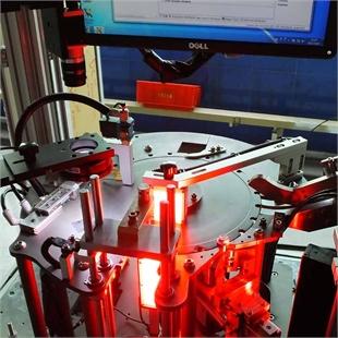 螺母筛选机(瑞科筛选),光学视觉自动检测螺丝螺母