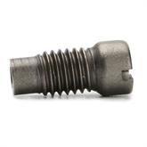 异形钛螺丝定制 M8*20本色机械牙纹异形钛螺丝来图生产
