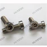 DIN6912 圆柱头内六角带孔机螺丝  可非标定制特殊材料螺钉