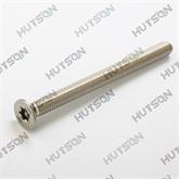 沉头梅花防盗机螺丝 可定制非标特殊材料螺钉