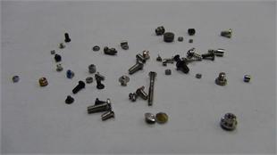 电子螺丝、螺母光学影像全检筛选机