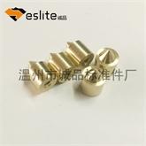 铜圆螺母 异型螺母 铜非标件 异型车件 台湾机加工 表面酸洗 光洁