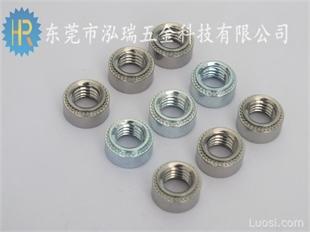 厂家直销CLS-M5-0 CLS-M5-1 CLS-M5-2冷镦压铆螺母 机箱螺母 钣金圆螺母