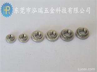厂家直销---河北压铆螺母S/CL-M2  上海不锈钢压铆螺母  东莞深圳压铆螺母柱厂家