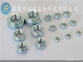 厂家直销M10-0 M10-1 M10-2冷镦压铆螺母 机柜铆螺母 薄板紧固件连接件