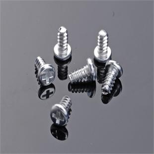 各种规格现货p头自攻螺丝、接受定制