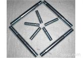 专业生产高强度标准紧固件8.8级细杆双头螺栓 细杆双头螺柱 GB897